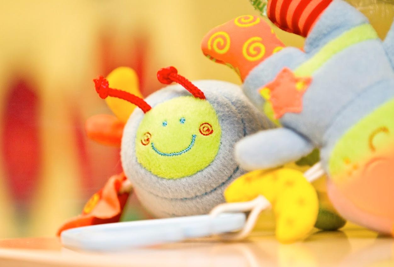 juguetes bebés